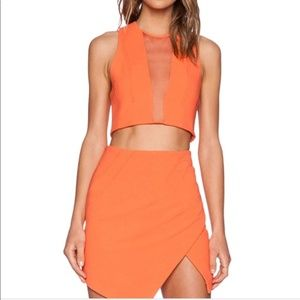 Dresses & Skirts - two piece set from revolve